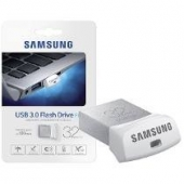 Samsung MUF-BB 32 GB 32GB USB 3.0 Plata, Color blanco unidad flash USB
