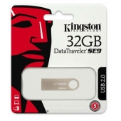 PENDRIVE KINGSTON DATATRAVELLER SE9 32GB  2.0