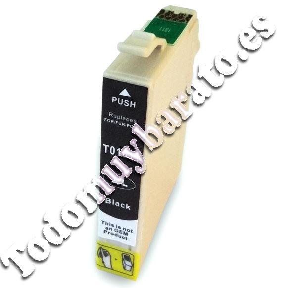 CARTUCHO DE TINTA GENERICO EPSON T1811 (18XL) NEGRO